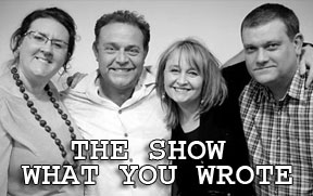 The Show What You Wrote